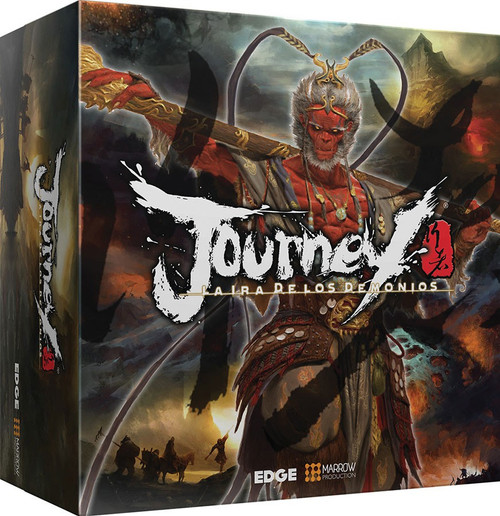 Journey Wrath of Demons Game