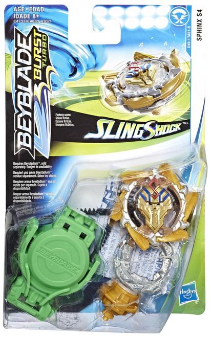 Beyblade Burst Slingshock Sphinx S4 Starter Pack