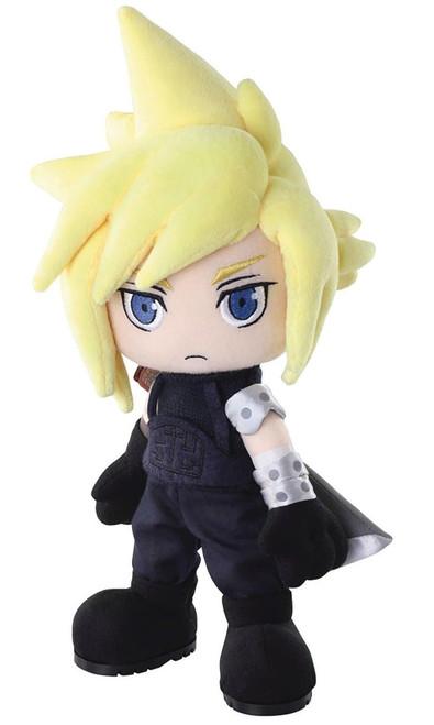 Final Fantasy VII Cloud Strife 12-Inch Action Plush Doll