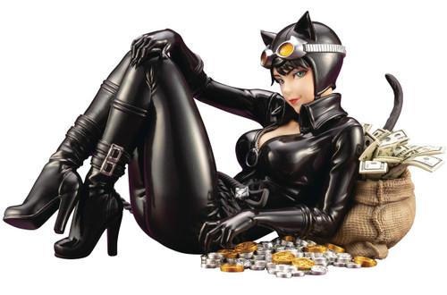 DC Bishoujo Catwoman Returns Statue [Shunya Yamashita]