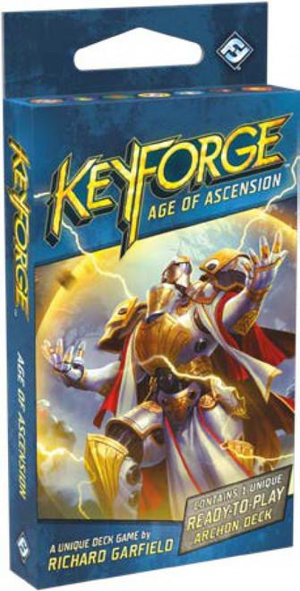KeyForge Unique Deck Game Age of Ascension Archon Deck