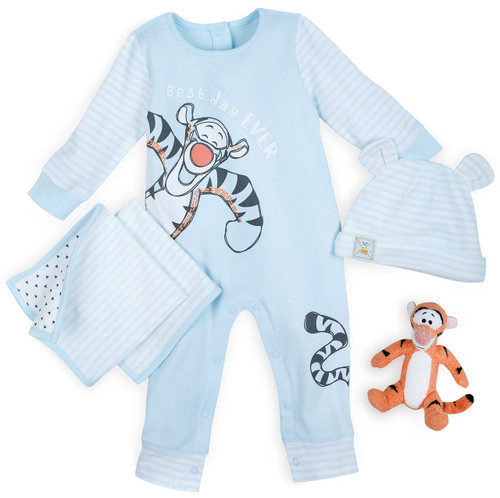 Winnie the Pooh Disney Baby Tigger Baby Gift Exclusive Set [6 - 9 Months]