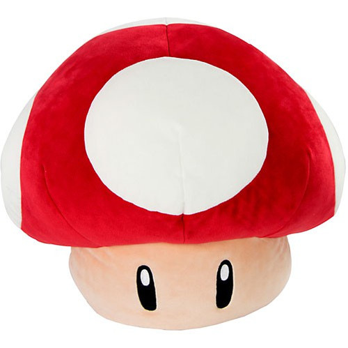 Nintendo Mocchi Mocchi Mushroom Plush