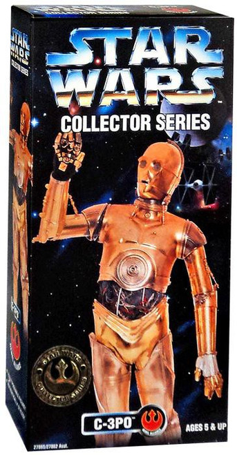Star Wars A New Hope Collector Series C-3PO Action Figure
