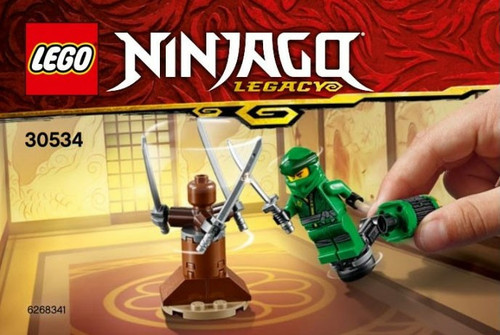 LEGO Ninjago Legacy Ninja Workout Set #30534