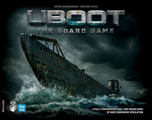 U-Boot Board Game