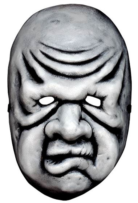 The Twilight Zone Wilfred Harper Vacuform Mask [The Masks]