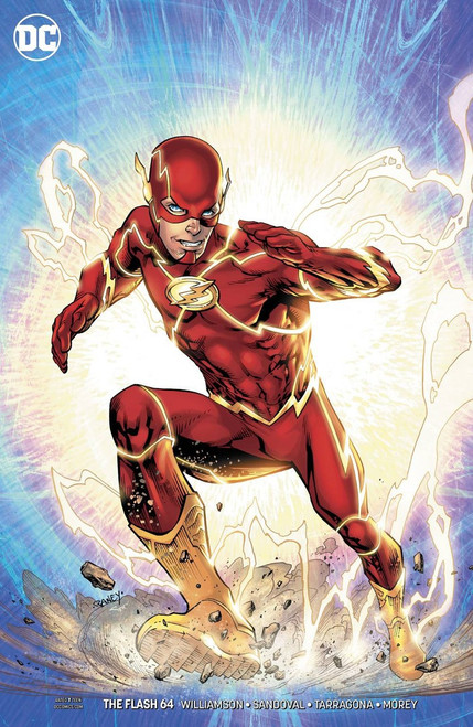 DC The Flash #64 Comic Book [Raney Variant]