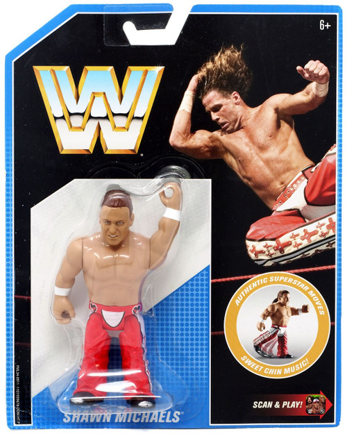 WWE Wrestling Retro Shawn Michaels Action Figure