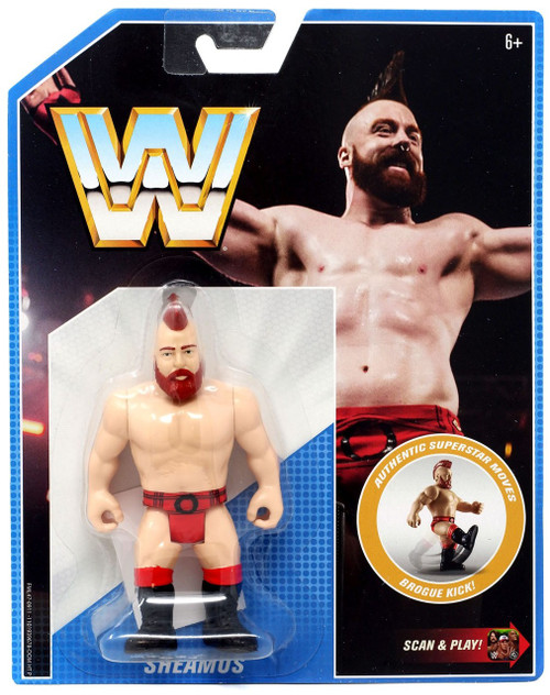 WWE Wrestling Retro Sheamus Action Figure