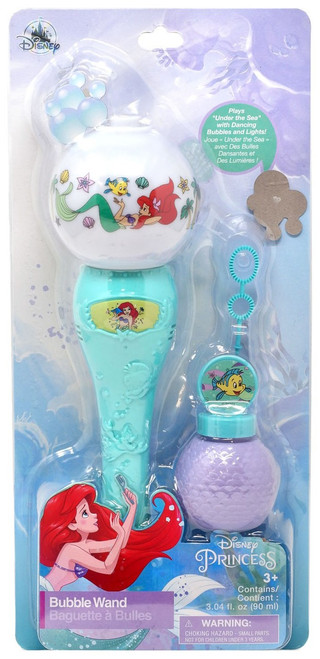 Disney The Little Mermaid Ariel Bubble Wand Exclusive