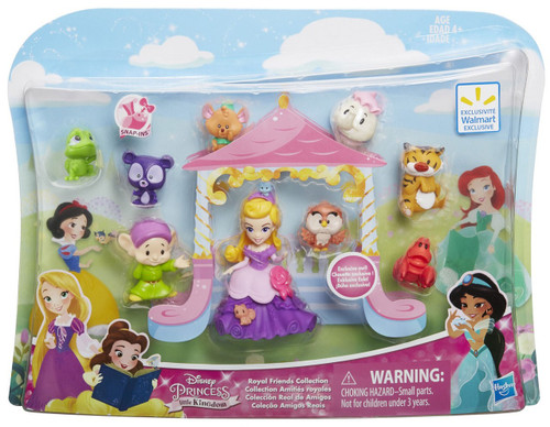 Disney Princess Little Kingdom Royal Friends Collection Exclusive