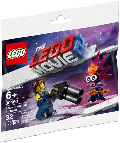 The LEGO Movie 2 Rex's Plantimal Ambush Set #30460 [Bagged]