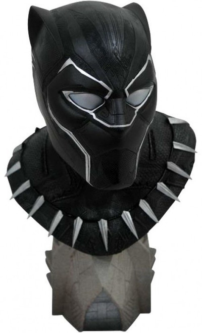 Marvel Legendary Comic Black Panther Half-Scale Bust [1/2 Scale]