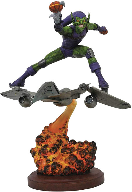 Spider-Man Marvel Premier Collection Green Goblin 11-Inch Resin Statue