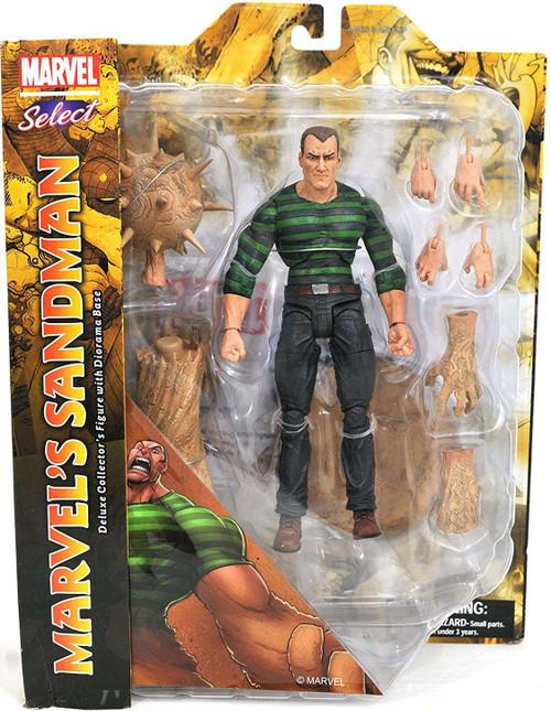 Marvel Select Sandman Action Figure