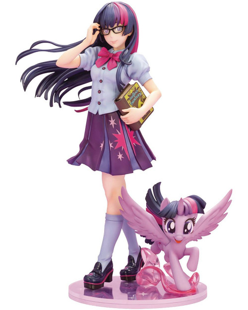 My Little Pony Friendship is Magic Bishoujo Twilight Sparkle Statue [Regular Version]