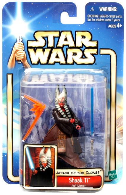 Star Wars Attack of the Clones Saga 2002 Shaak Ti Action Figure [Jedi Master]