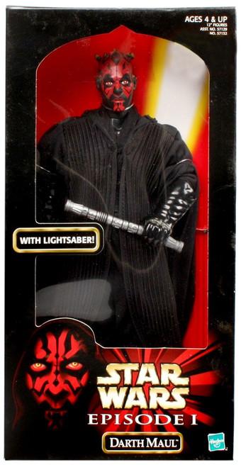 Star Wars Phantom Menace Darth Maul Action Figure