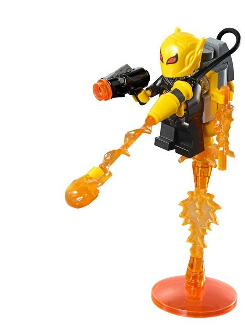 LEGO DC Super Heroes Firefly Minifigure [Loose]