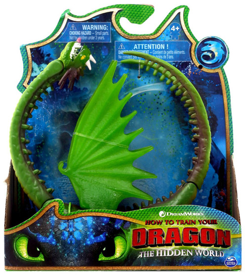 How to Train Your Dragon The Hidden World Barf & Belch Basic Action Figure