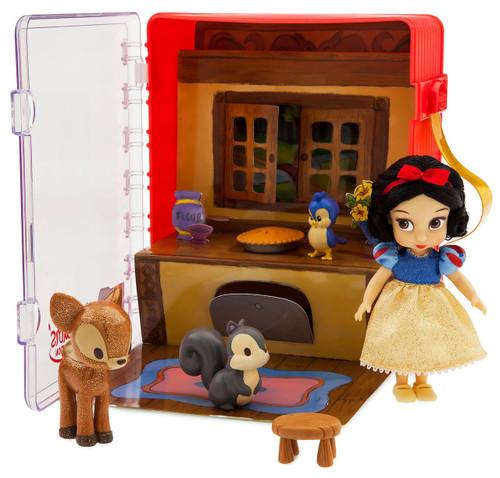 Disney Animators' Collection Snow White Exclusive Mini Doll Playset