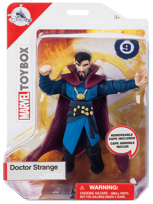 Disney Marvel Toybox Doctor Strange Exclusive Action Figure