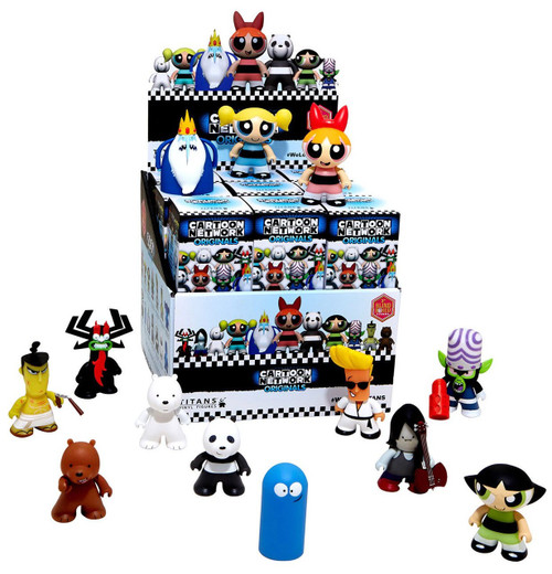 Cartoon Network Originals Mystery Box [18 Packs]