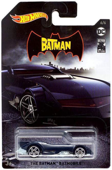 Hot Wheels DC The Batman Batmobile Diecast Car #6/6