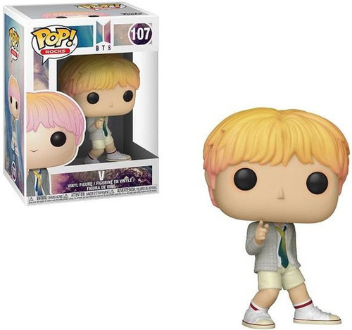 Funko BTS POP! Rocks V Vinyl Figure #107