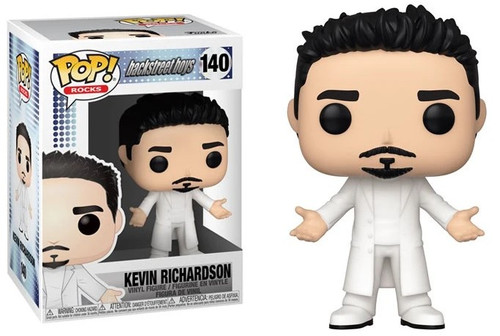 Funko Backstreet Boys POP! Rocks Kevin Richardson Vinyl Figure #140