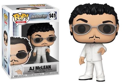 Funko Backstreet Boys POP! Rocks AJ McLean Vinyl Figure