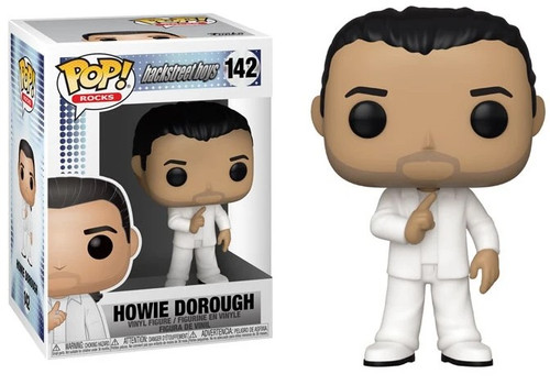 Funko Backstreet Boys POP! Rocks Howie Dorough Vinyl Figure #142