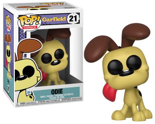 Funko Garfield POP! Comics Odie Vinyl Figure #21