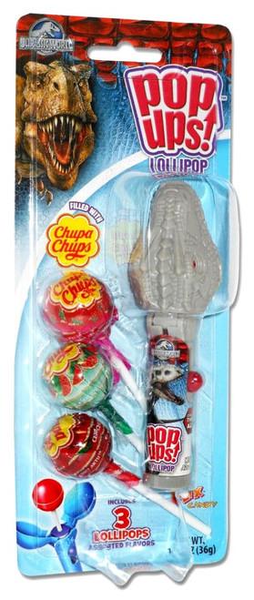"Jurassic World Pop Ups! Lollipop Velociraptor ""Blue"""
