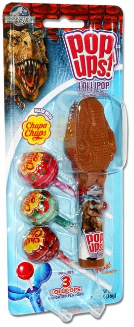 Jurassic World Pop Ups! Lollipop Tyrannosaurus Rex