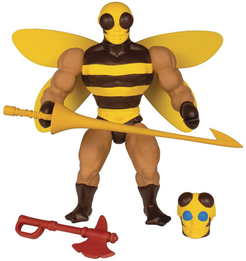 Masters of the Universe Vintage Series 4 Buzz-Off Action Figure