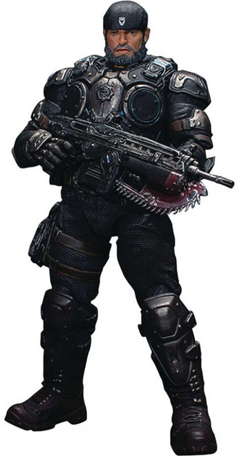 Gears of War Marcus Fenix Action Figure