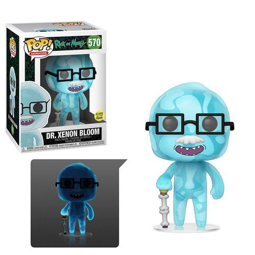 Funko Rick & Morty POP! Animation Dr. Xenon Bloom Vinyl Figure
