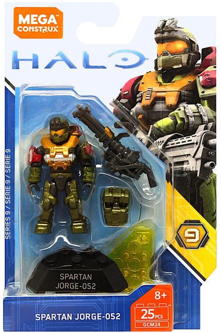 Halo Heroes Series 9 Spartan Jorge Mini Figure