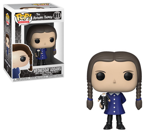 Funko The Addams Family POP! TV Wednesday Vinyl Figure