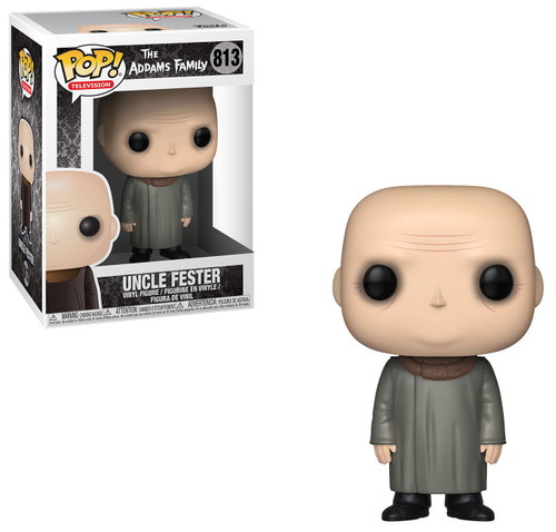 Funko The Addams Family POP! TV Uncle Fester Vinyl Figure