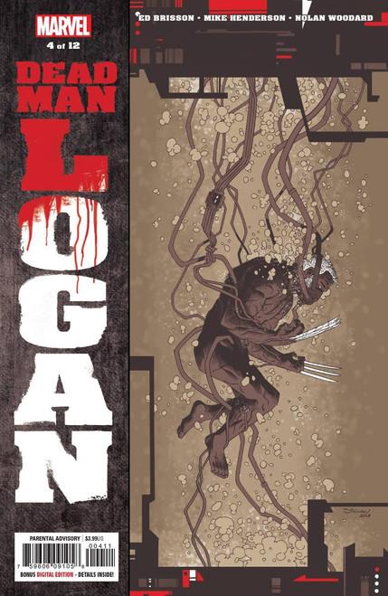 Marvel Comics Dead Man Logan #4 of 12 Comic Book