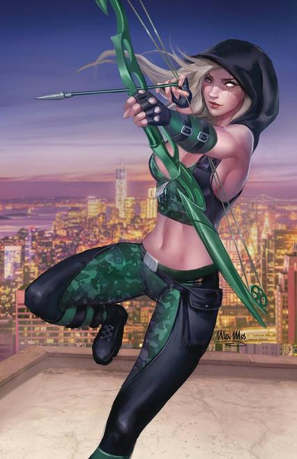 Zenescope Robyn Hood Outlaw #1 Comic Book [Cover C]