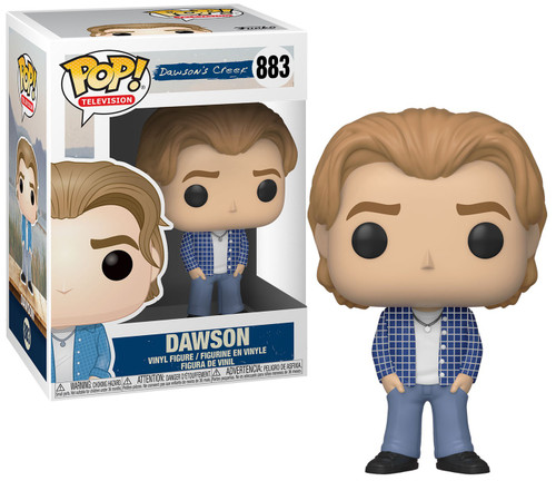 Funko Dawson's Creek POP! TV Dawson Vinyl Figure #883