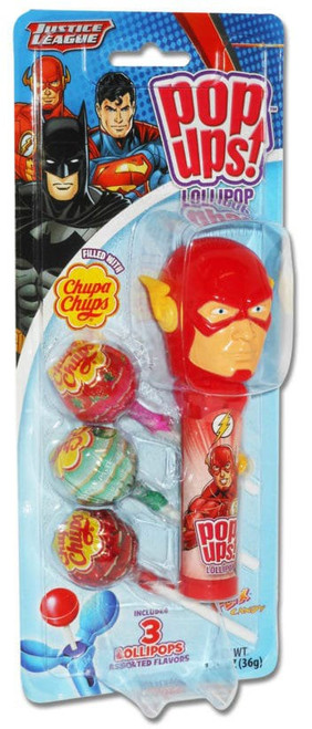 DC Justice League Pop Ups! Lollipop The Flash