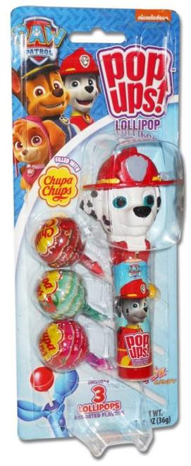 Paw Patrol Pop Ups! Lollipop Marshall