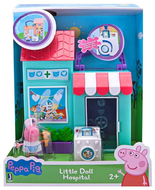 Peppa Pig Little Doll Hospital Playset