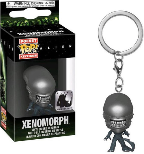 Funko Alien 40th Anniversary Pocket POP! Xenomorph Keychain