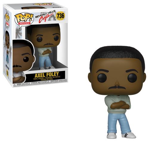 Funko Beverly Hills Cop POP! Movies Axel Vinyl Figure